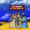 Cartoon: Gift shop (small) by toons tagged gift,ideas,wise,men,christmas,last,minute,bethlehem,xmas