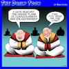 Cartoon: Meditation (small) by toons tagged nirvana,enlightenment,send,me,the,link
