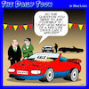 Cartoon: Mid life crisis (small) by toons tagged sports,car,mid,life,crisis
