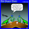 Cartoon: Praying Mantis (small) by toons tagged dieting,insects,praying,mantis,one,night,stand