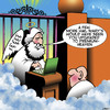 Cartoon: Premium upgrade (small) by toons tagged premium,upgrade,hail,mary,prayers,sins