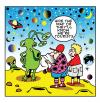 Cartoon: the tourists (small) by toons tagged space,tourism,tourists,holidays,travel,universe,aliens