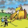 Cartoon: Two of everything (small) by toons tagged gay,noahs,ark,homosexual