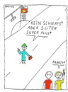 Cartoon: Kein Schnaps (small) by Müller tagged schnaps,benzin,superplus,tankstelle,booze,fuel,highoctane,fuelstation