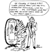 Cartoon: SHARP DRESSED MAN (small) by Toonstalk tagged salesman commision mirror suits customer