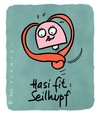 Cartoon: Hasi 105 (small) by schwoe tagged hasi,hase,roapskipping,seilspringen,fit,fitness,training
