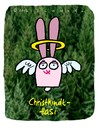 Cartoon: Hasi 84 (small) by schwoe tagged hasi,hase,engel,weihnacht,christkind,flügel,heilig