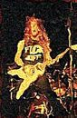 Cartoon: JAMES HETFIELD (small) by RnRicco tagged metallica,rhythmguitar,vocals,metal,thrash,speed,alcohol,drugs