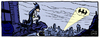 Cartoon: Batman and Mickey (small) by gud tagged batman,mickey,mouse,comics