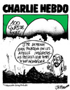 Cartoon: Charlie Hebdo (small) by jrmora tagged prensa,satirica,humor,terrorismo,atentado
