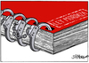 Cartoon: Ley Mordaza (small) by jrmora tagged spain,ley,mordaza