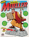 Cartoon: The Amazing TALKING MUELLER (small) by monsterzero tagged mueller,muellerreport,collusion,conspiracy,political,trump