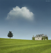 Cartoon: Chateau de la Hulpe (small) by BenHeine tagged chateau,de,la,hulpe,nature,green,blue,composition,photo,castle,cloud,cloudy,ben,heine,benheine,belgium,clean,neat,peace,peaceful,print,tree,arbre,house,boom,gazon,grass