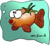 Cartoon: Tomatenfisch (small) by feixen tagged tomate,fisch