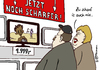 Cartoon: Hunger TV (small) by Pfohlmann tagged hunger,dritte,welt,hungerkatastrophe,un,bericht,flachbildschirm,tv,fernsehen,fernseher,scharf,schärfe
