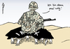 Cartoon: USA dann mal weg (small) by Pfohlmann tagged usa,krieg,irak,army,armee,truppenabzug