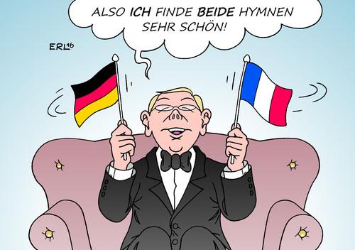 Halbfinale Fazit Von Erl Politik Cartoon Toonpool