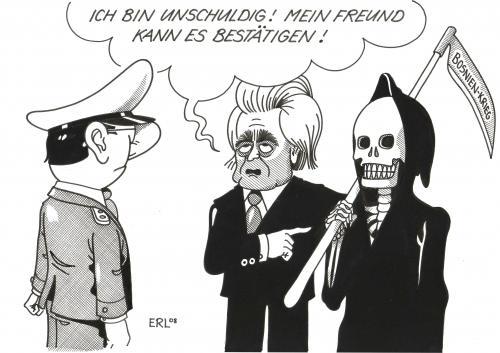 Bosnier Witze