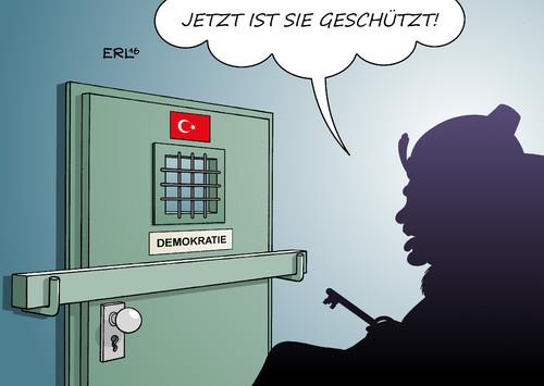 Demokratie Türkei