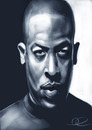 Cartoon: DR DRE (small) by billfy tagged dre,rap,snoop,dogg,eminem,music,still,50,cent,hiphop