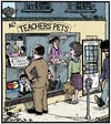 Cartoon: Going cheap (small) by Tony Zuvela tagged teachers,pet,favourite,favoured,dearest,preferred,school,students,shop,shopping,store,class,learning