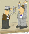 Cartoon: Mugger-2for1 (small) by EASTERBY tagged robber,mugging
