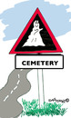 Cartoon: Road Signs 7E (small) by EASTERBY tagged road,works,signs