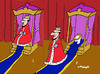 Cartoon: Throne of Kings (small) by EASTERBY tagged kings throne toilet