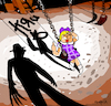Cartoon: Kru (small) by Munguia tagged korn,cover,album,parodies,parody,freddy,krueger,spoof,version,fun,funny