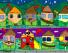 Cartoon: Robin Hood (small) by Munguia tagged hood,neighborhood,robin,robinhood,batman,dc,munguia,calcamunguias,superheroes