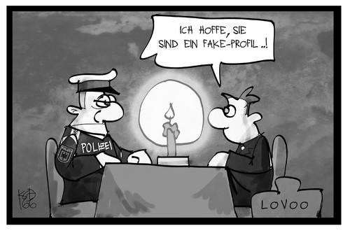 Online-dating-betrug melden