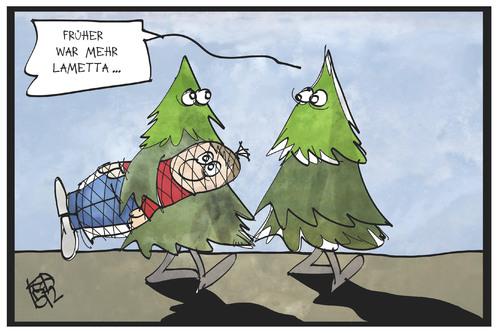 Tannenbaum Animation.Oh Tannenbaum Von Kostas Koufogiorgos Medien Kultur Cartoon