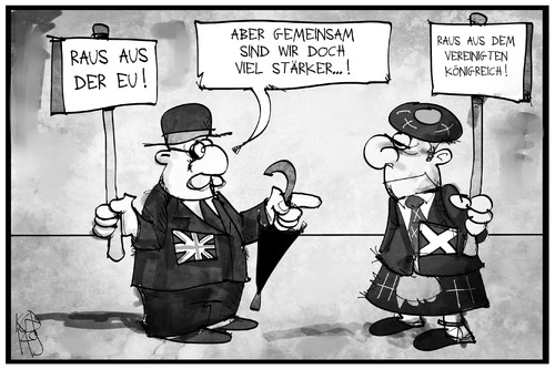 Schottland Politik