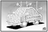 Cartoon: Auto-Kaufprämie (small) by Kostas Koufogiorgos tagged karikatur,koufogiorgos,illustration,cartoon,corona,autobauer,wirtschaft,autoindustrie,kaufprämie,staatshilfe