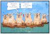 Cartoon: Linksunten (small) by Kostas Koufogiorgos tagged karikatur,koufogiorgos,illustration,cartoon,linksunten,linksextremismus,internet,plattform,sumpf,schwein,pädophil,extremismus,hetze