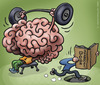 brains versus management books