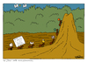 Cartoon: ANTS (small) by CIGDEM DEMIR tagged ant national geographic