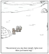 Cartoon: Tourist Trap (small) by Humoresque tagged tourist,tourists,trap,traps,travel,traveller,holiday,holidays,vacation,vacations,trip,trips,arctic,eskimo,eskimos,inuit,inuits,igloo,igloos,hotel,hotels,hostel,hostels,motel,motels,time,share,shares,lodge,lodges,lodging