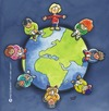 Cartoon: children of the world (small) by toon oder lassen tagged children,humanity