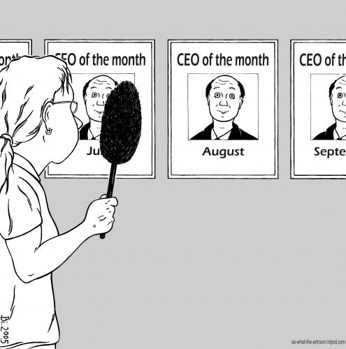 CEO of the month