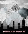 Cartoon: Pollution..!! (small) by asrus tagged asrusworld