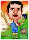 Cartoon: Sachin Tendulker (small) by asrus tagged sachin