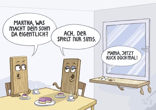 Von Tobias Wieland Medien Kultur Cartoon Toonpool