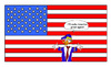 Cartoon: Great Trump America (small) by Marbez tagged trump,great,america