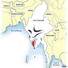 Cartoon: ARAKAN-MYANMAR (small) by emraharikan tagged arakan,myanmar