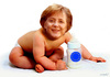 Cartoon: happy merkel (small) by Medi Belortaja tagged happy,merkel,angela,eu,flag,biberon,milk,food