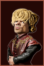 Cartoon: Tyrion Lanister (small) by el chaqueta tagged game,of,thrones,tyrion,lanister