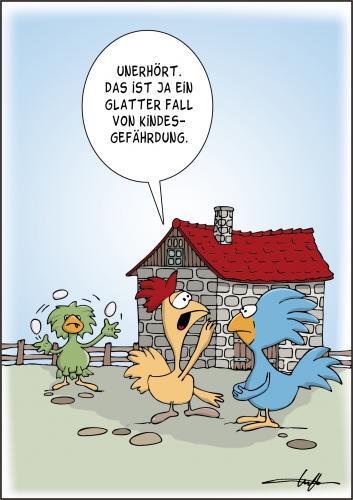 Tagged jonglieren ei huhn hühner bauernhof tiere cartoon humor fun