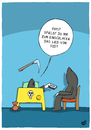 Cartoon: Einschlaflied (small) by luftzone tagged thomas,luft,cartoon,humor,lustig,tod,kind,lied,musik,einschlafen