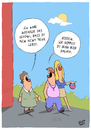 Cartoon: Liebe (small) by luftzone tagged cartoon,thomas,luft,lustig,liebe,untreu,ehe,freundin,seitensprung,liebelei